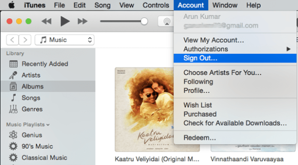 Fix Your iTunes Store session has expired pop up message