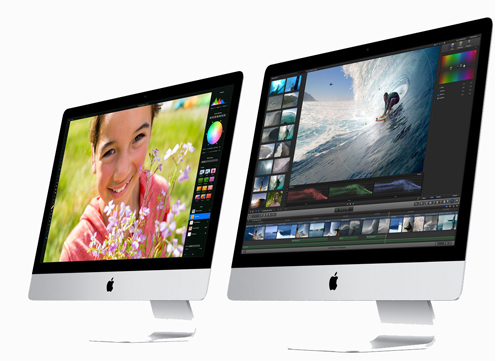 iMac Models and Partnumbers