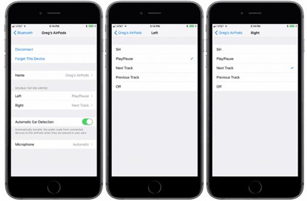 Reduce iPhone Motion Option