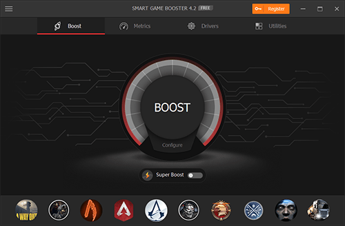 Boost - Smart Game Booster