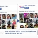 Facebook Like Box Pro