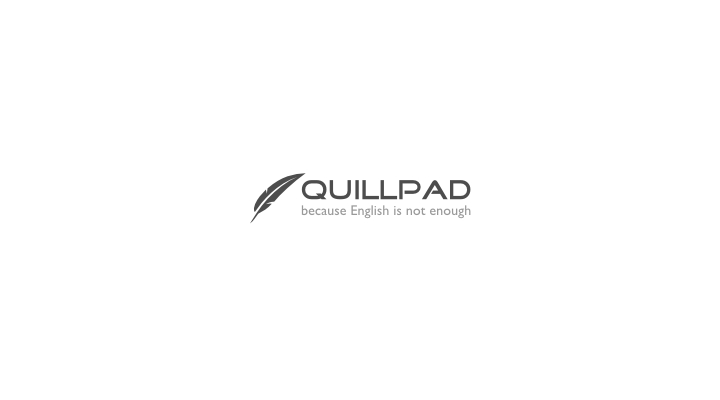 quillpad for blogger