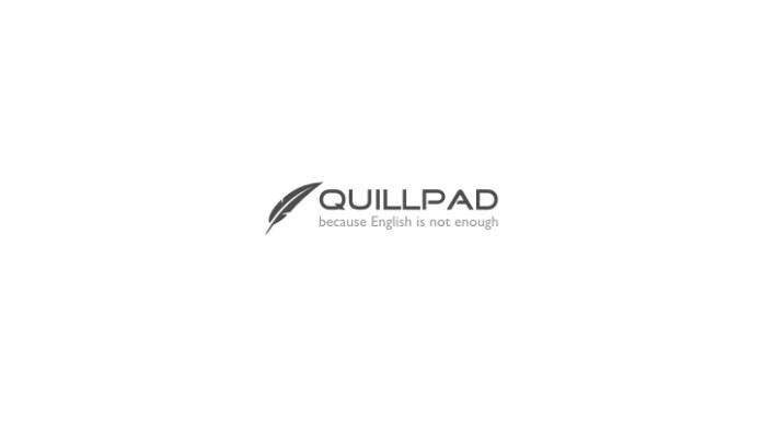 Hindi quillpad input tool