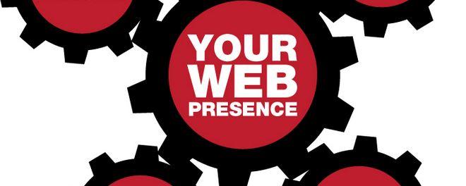 business web presence