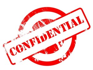 confidentiality important