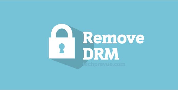 remove drm