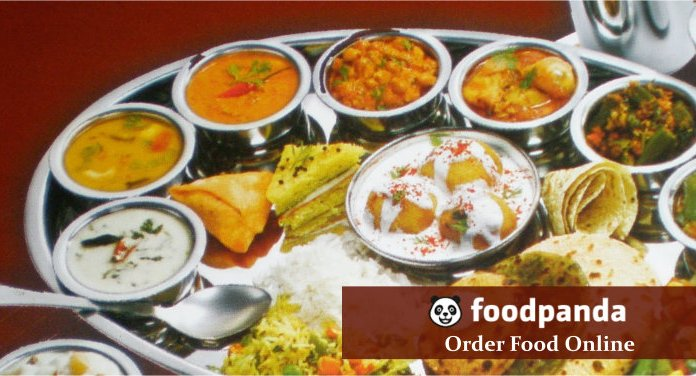 foodpanda order food online