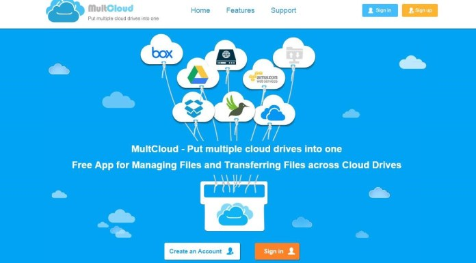 Multcloud free app