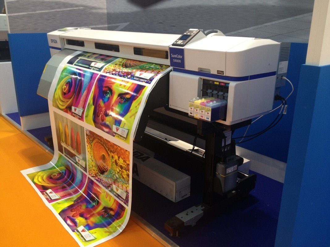 printing service business