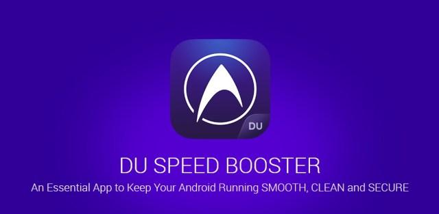 du speed booter app