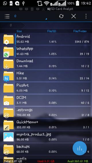 ES File Explorer Manager PRO Directory