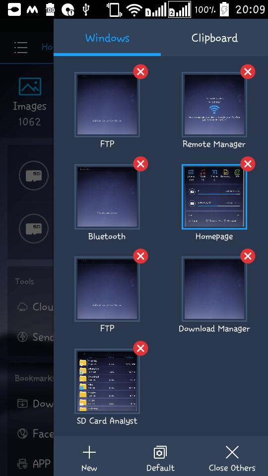 ES File Explorer Manager PRO Screenshot