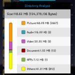 ES File Explorer Manager PRO Storage