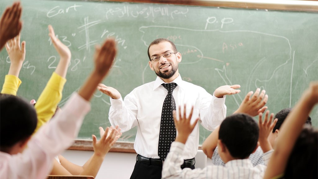 Interactive teaching process