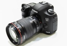 Canon EOS 5D Mark-III