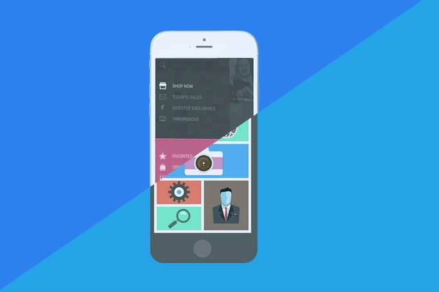 Mobile app design dos donts