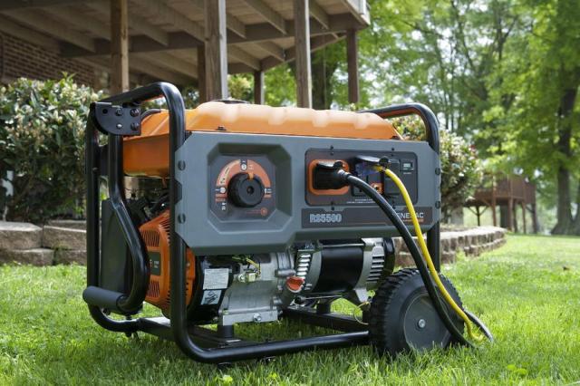 Summer season portable generators