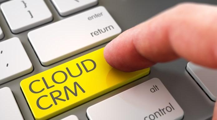 Cloud CRM System