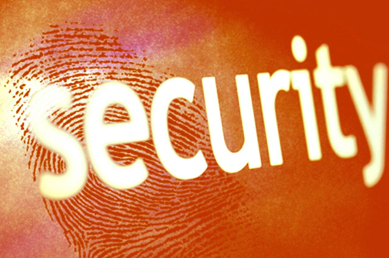 Self storage security