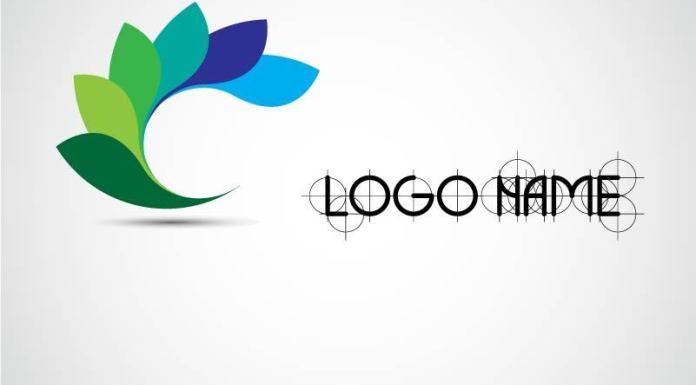 An eye-catching logo