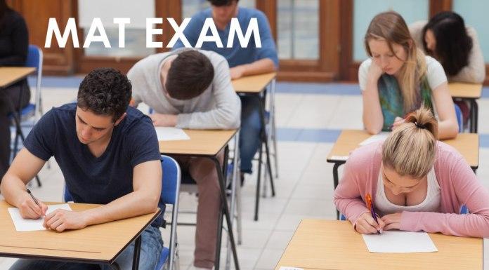 MAT Examination Hall