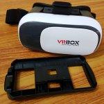 VR Box Phone Tray