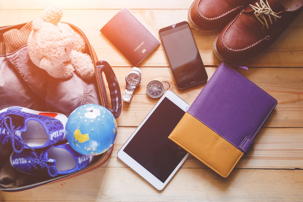 Travel tech devices