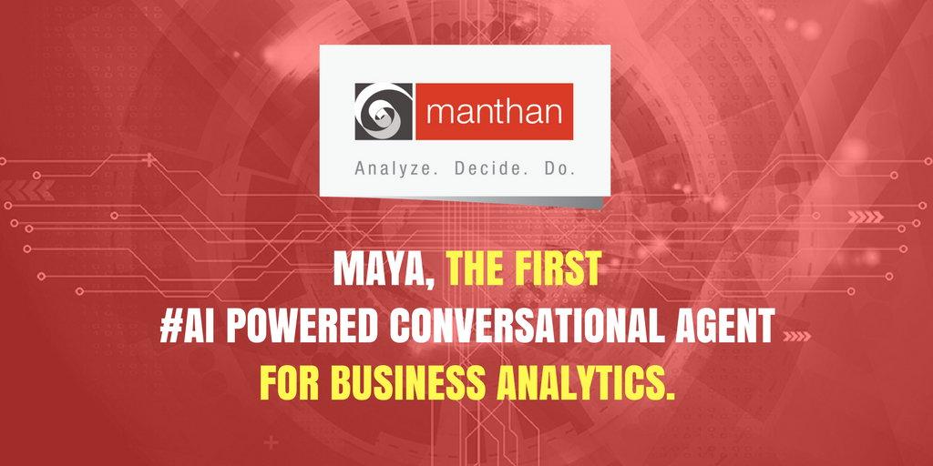 Manthan business analytics