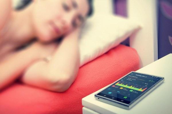 Technology helps sleep better