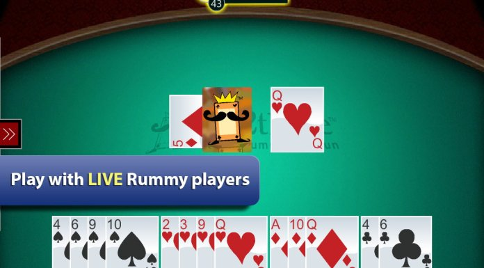 Ace2three rummy game
