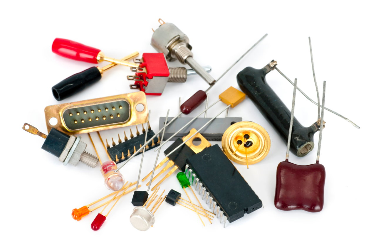 Buy electronic components