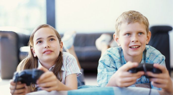 Video Gaming Benefits for Children