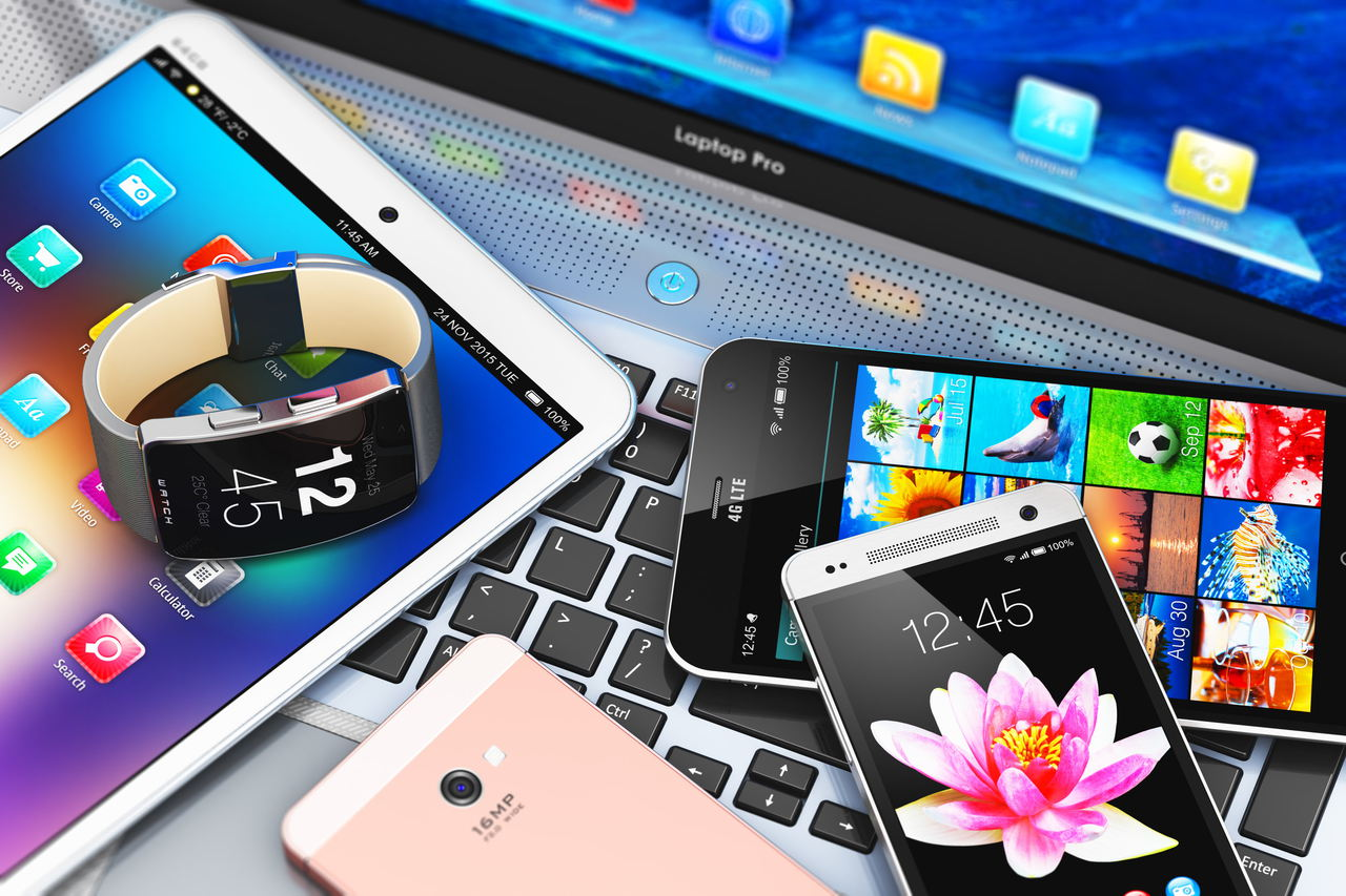 Modern Electronic devices