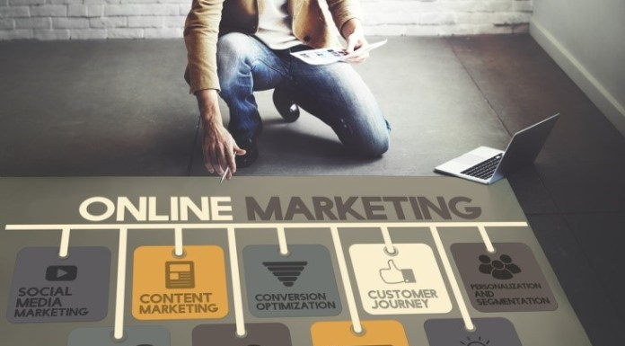 Current online marketing trends