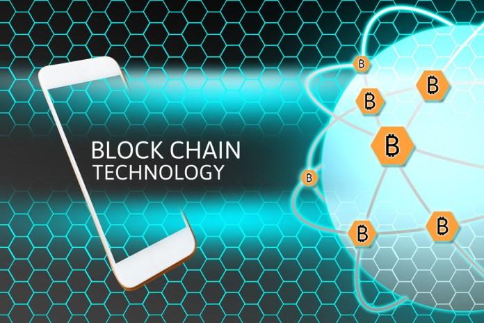 blockchain technology and IoT