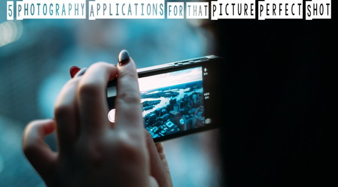 five photography apps
