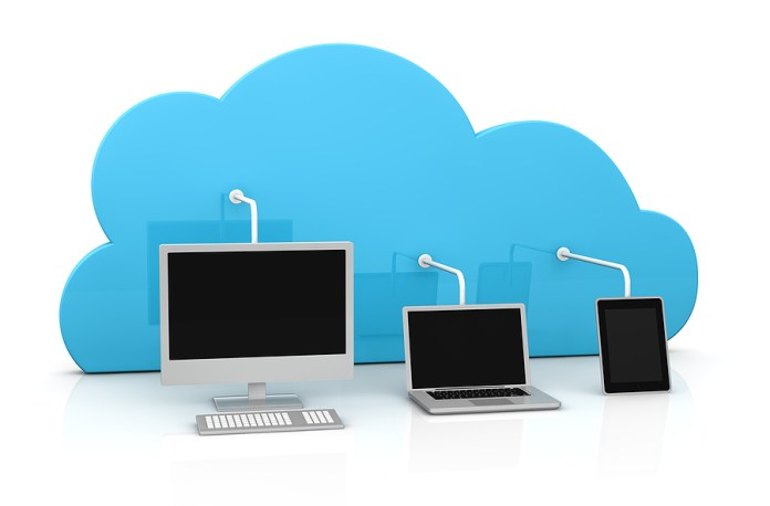 Financial technology cloud service
