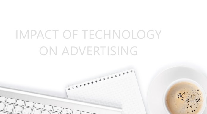 Technology has changed Advertising