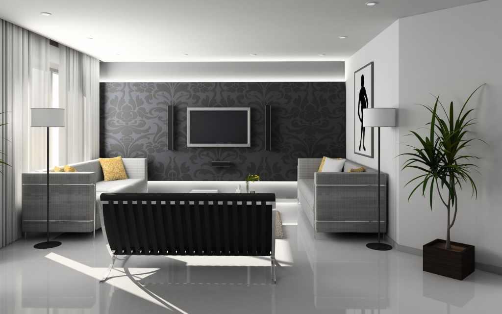 living room floor lamp
