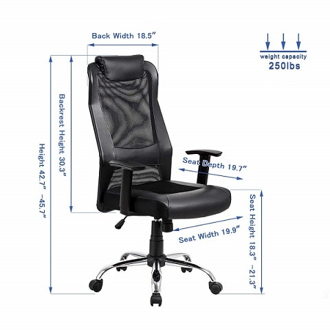 back pain chair for office best office chair for lower back pain