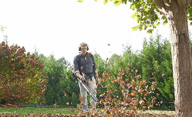 Ultimate gas powered leaf blower