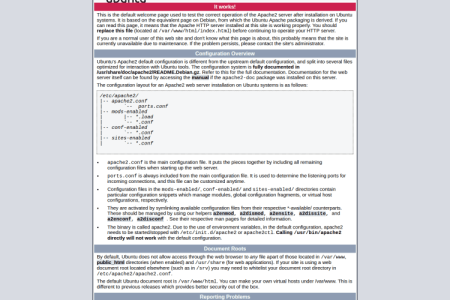How To Create Apache Virtual Host in Ubuntu