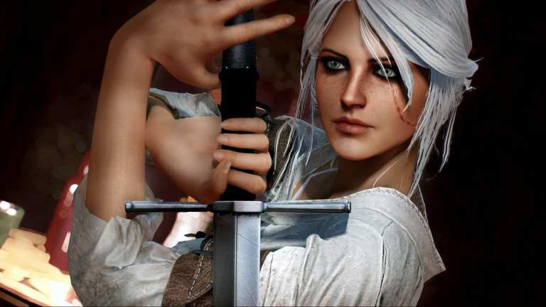 Player Recreates Witcher 3 Characters, Geralt and Ciri in