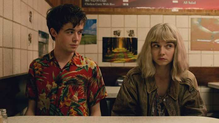James & Alyssa | The End of the F***ing World