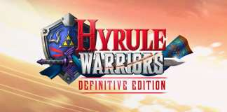 Hyrule Warriors: Definitive Edition Logo