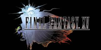 Final FantasyXV Logo