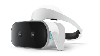 Lenovo Mirage At Google I/O