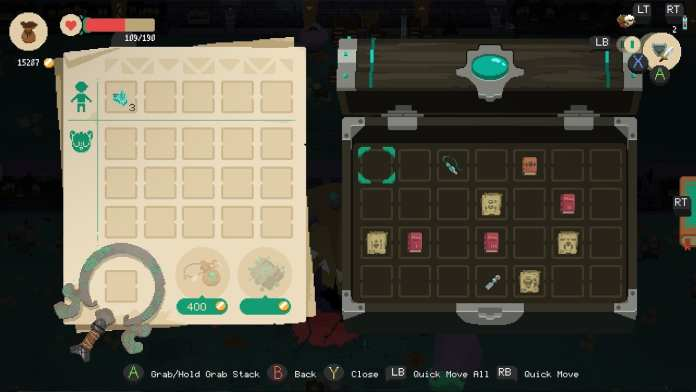 """Moonlighter Review - """"Economics and Adventure Rolled into One"""""""
