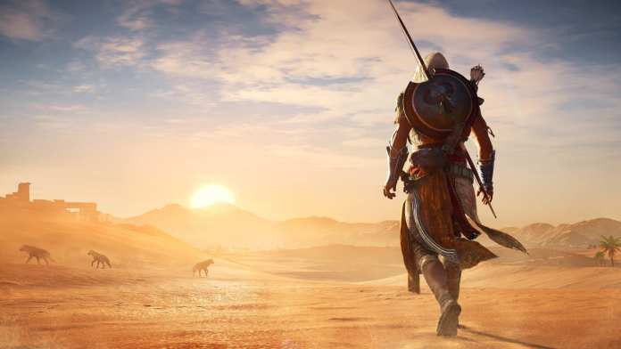 Egypt in Origins. Assassin's Creed Odyssey should take note.