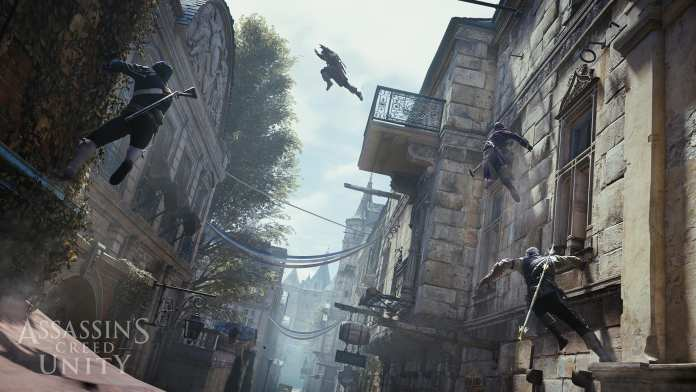 Unity's parkour must return in Assassin's Creed Odyssey